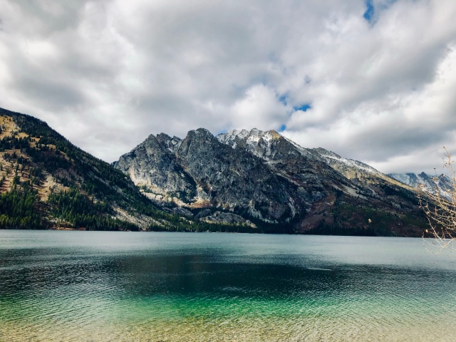 Grand Teton National Park, Jenny Lake, Jackson, WY